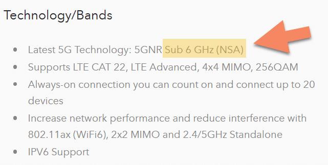 MR5200 specs